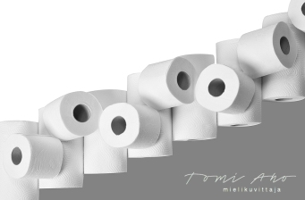 paperirulla-asetelma