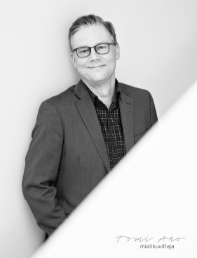 Lasse Mielikuvittaja Tomi Aho