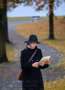 Postimuseo Unohtumattomia kirjeitä Suomesta © mielikuvittaja